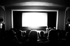 (zerotwelve) Tags: people white cinema black nikon theatre glasgow screen sugimoto gft d700 352ais
