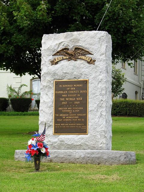 Hamblen County Memorial