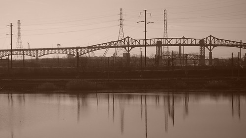 Sepia Test - Pulaski Skyway?