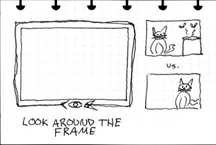 Photo tip #2: Survey the Frame