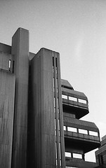 Sampson House (Clement Marchpane) Tags: london concrete modernism southbank 20thcentury southwark brutalism beton brutalist inanimated