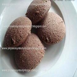 Priya's Ragi Idlis