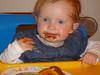 Nora's First Birthday Cake