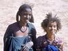 Mali Adrar des Ifhoras Tuareg girls