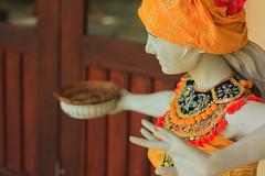 Ballinesse Puppet -2 (yunanithebest) Tags: travel bali monument statue indonesia puppet garuda wisnu gwk kencana