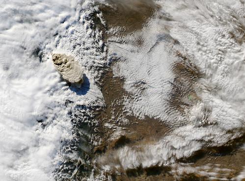 Puyehue-Cordón Caulle Volcano