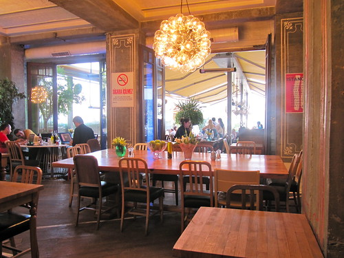 The House cafe Ortakoy