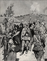 L'ILLUSTRATION 12 Octobre 1901 - La guerre du Transvaal (Ireck Litzbarski Collection) Tags: guerredesboers tweedeboerenoorlog vryheidsoorlog afriquedusud angloboer libération britanniques conflit transvaal lempirebritannique colons néerlandaise france fermier afrikaner swaziland traitédevereeniging royaumeuni burenkrieg südafrikanischerkrieg secondangloboerwar grosbritannien burenrepublik kolonialreich burischefrauenkinder konzentrationslager втораяанглобурскаявойна трансвааль британскиестрелки бурскиеженщиныдети freedom war greatbritain southafrica capecolony empire civilians women children soldiers officers amglais soldats modderriver massacrer drugawojnaburska transwal walki opór ludnośćcywilna kobiety dzieci