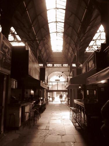 Mercado del Puerto - Montevideo, Uruguay