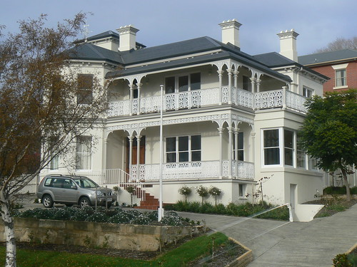Lovely old home in Hobart Tasmania Australia
