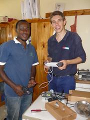 Installing the Kisiizi phone system