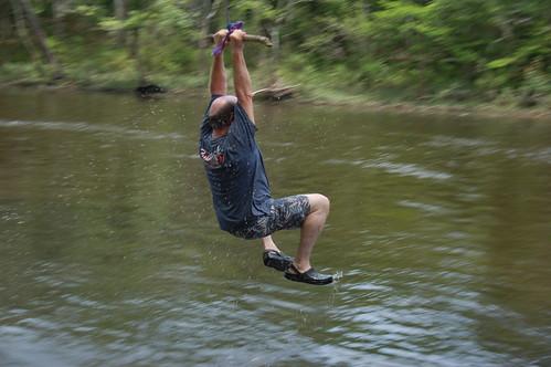 Houston swinging