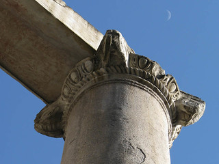 Remnants from theTemple of Saturn