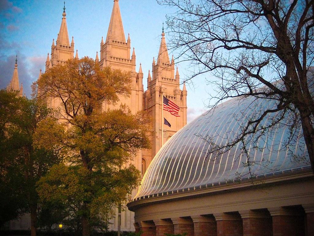 Salt Lake Temple Square