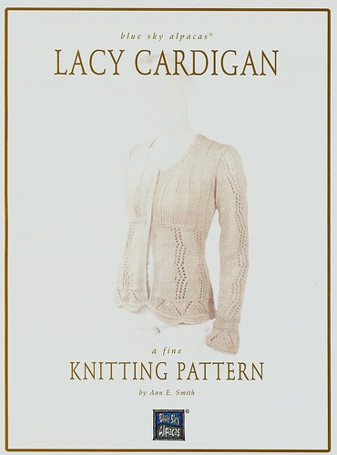 Lacy Cardigan by you.