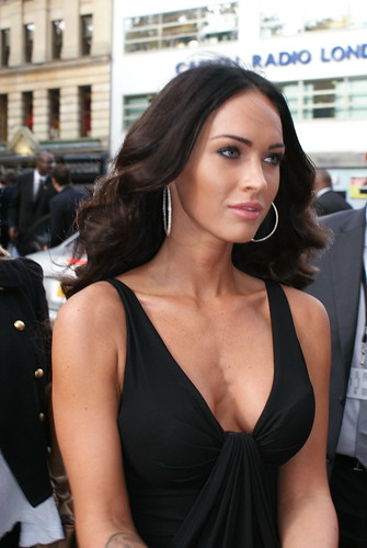 Transformers 2 Londres Megan Fox 12
