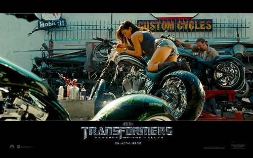 megan fox wallpaper transformers. Wallpaper Transformers 2 Megan