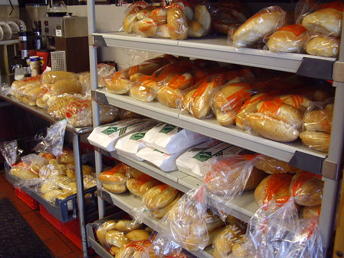 Bread at Auddino's Bakery (Columbus, OH)