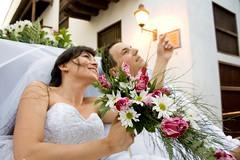 El amor! (AniSuperNova83) Tags: flowers wedding flores love couple colombia pareja amor boda marriage ciudad cartagena muralla matrimonio amurallada supernova83 anisupernova