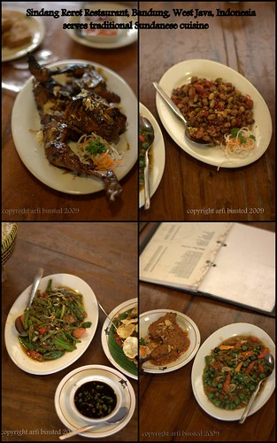 Sindang Reret Sundanese Cuisine