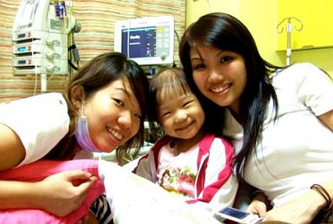... : You can help save the life of 4 year old Singaporean girl Charmaine