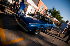 Cougar (Garret Voight) Tags: show old classic cars car vintage 60s mercury muscle 70s cougar