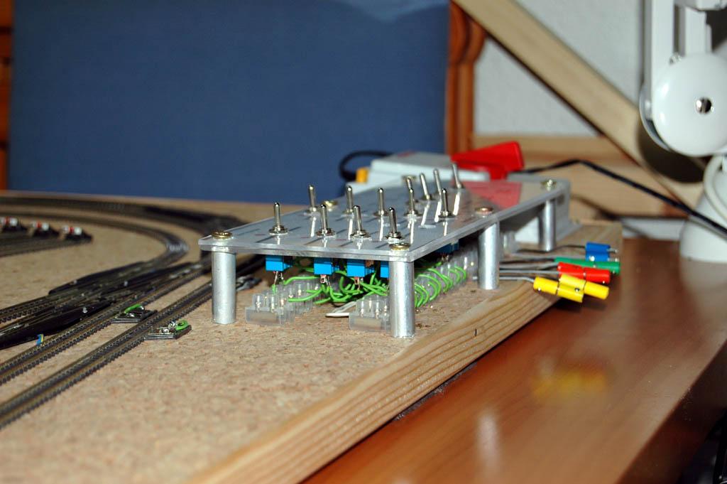 Mi circuito de pruebas pemanente... 120x60cm 3667779820_b54798f84b_o