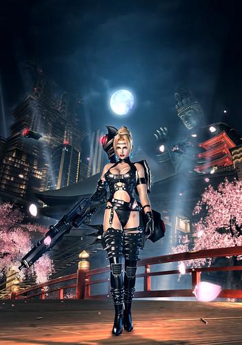 Playstation3 сексуальные персонажи