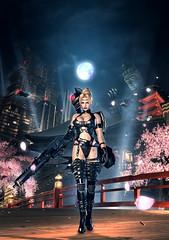 Ninja Gaiden Sigma 2 - Rachel