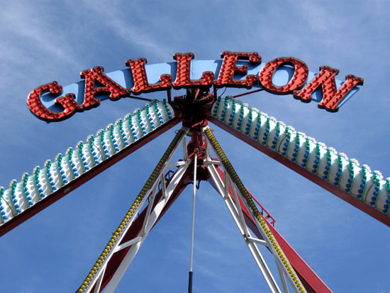 Galleon Sign (Click to enlarge)