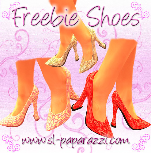 10 Pairs of Freebie Shoes - Star Hunt