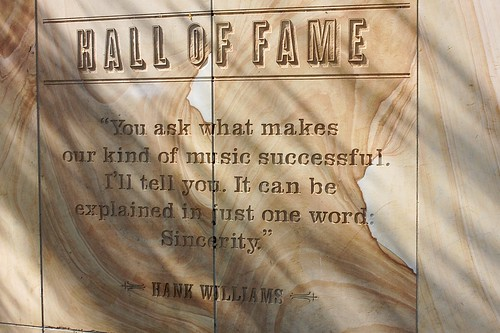 Hank Williams' Quote | Flickr - Photo Sharing!
