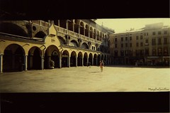 (MaryOnCarillon) Tags: panoramic analogue piazza padova maryoncarillon
