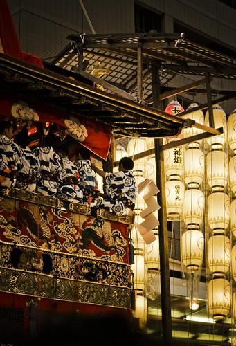 16736 : Gion Matsuri2009 #1