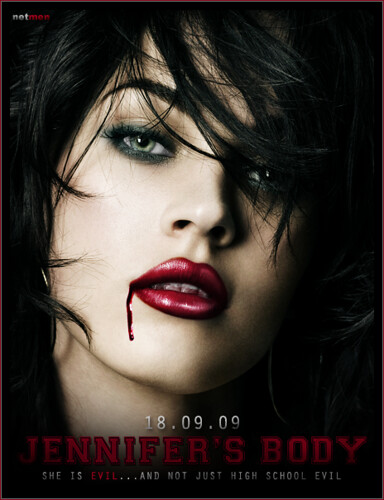 Megan Fox Jennifer's Body poster