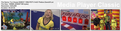 Fun House   Series 8 (1996) [PDTV (XviD)] preview 6