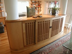 Wikoff Entertainment Center Dining Room