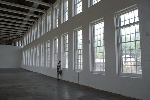 Large spaces at MASS MoCA