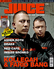 Juice Cover (July 2009)