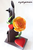Chocolate Showpiece