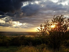 Dunstable Downs sunset (Shylock1966) Tags: sunset downs gail dunstable stlllife