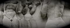 Rockefeller Center, NYC (Juan Valentin, Images) Tags: nyc newyorkcity blancoynegro ass statue naked nude penis manhattan knee genitals estatua biancoenero citta nudo traseros desnudos whiteandblack pene rodillas genitales