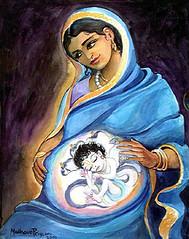 Art Of Krishna Advent - ISKCON desire tree 02 (ISKCON Desire Tree) Tags: vishnu maya krishna iskcon devaki vasudeva krishnaadvent kansh