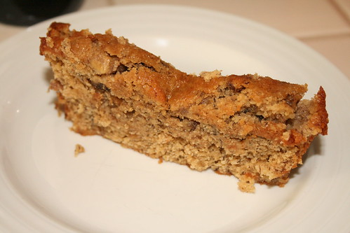 Sagging Banana Bread