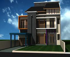 Desain Rumah Minimalis di Jatiasih Bekasi