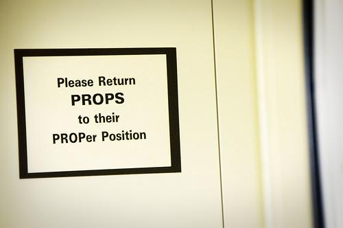 PROPer location