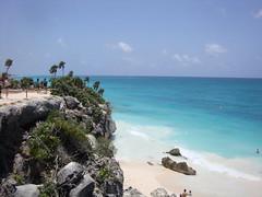 Tulum Ruins (Ryan Frost) Tags: santiago vacation beach pool sarah mexico ruins frost ryan kathleen relaxing tulum resort warner beaches gillian zipline vaction ruines chirs murtagh