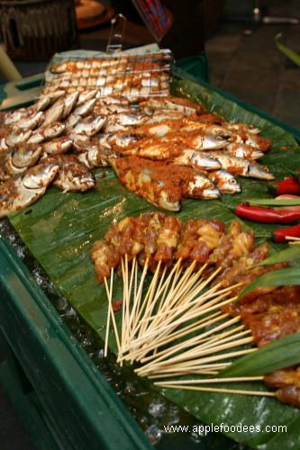Ikan Bakar Selections