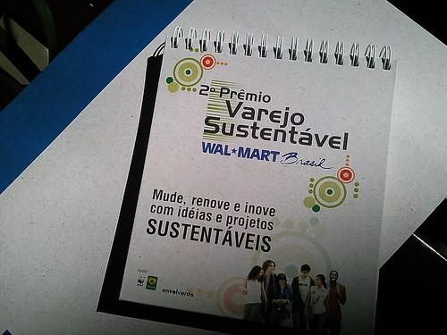[Premio Varejo Sustentavel Walmart] por você.