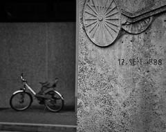 2009 - Avril - Munich - Rent a bike (Glu⚇n du net ⨀⊙') Tags: urban germany munich münchen bayern munchen allemagne velo mnchen nikond80